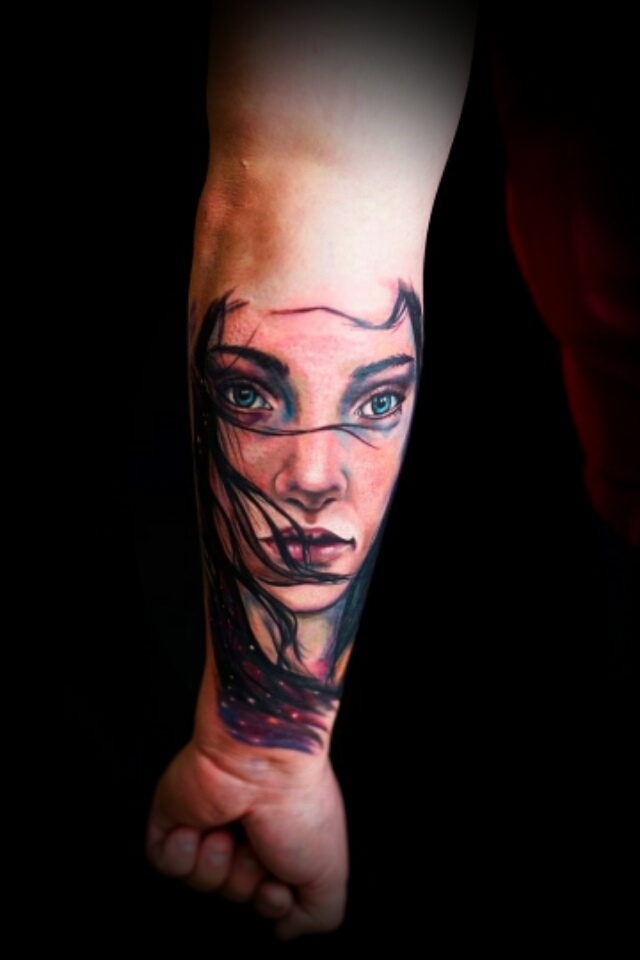 В поисках моделей на татуировку
