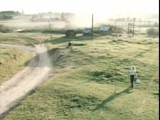 """Утро в деревне из фильма """"Земля моего детства"""" 1986 года"""