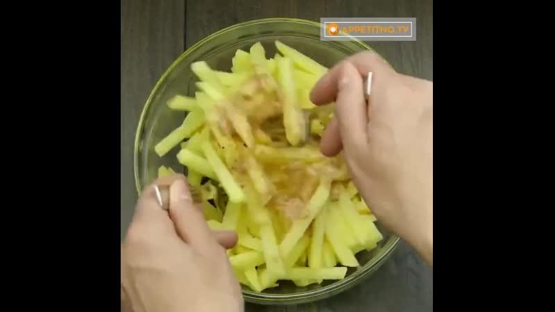 Картофель фри без масла rfhnjatkm ahb ,tp vfckf