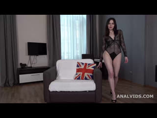 Mr. Anderson Anal Casting, Welcome to Porn for Monika, Balls Deep Anal, Gapes, Ass Licking and Facial GL192