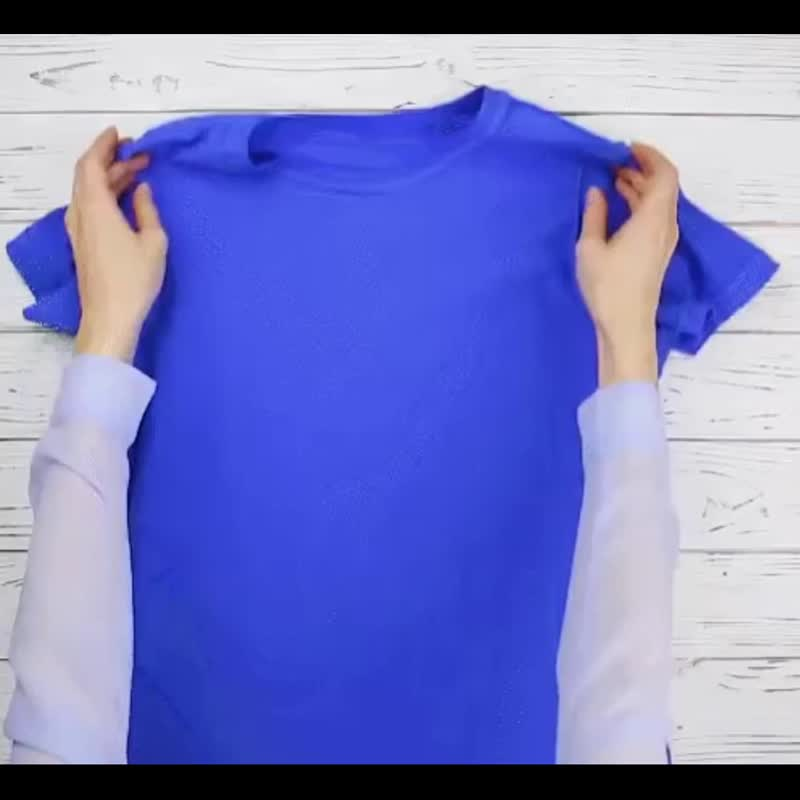 Как переделать старую футболку