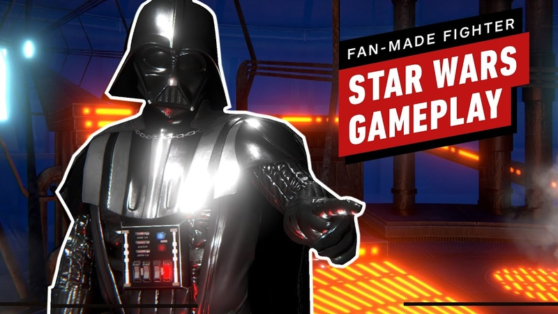 13 Minutes of Star Wars Fighter Force Combat Gameplay Fan Made
