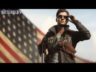 Battlefield V | Элитный боец Стив Фишер