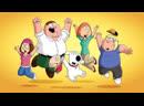 Family Guy - Nasty Wolf Pack