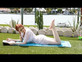 [TeamSkeet] Krystal Orchid - Bracefaced Ginger Bush NewPorn2019