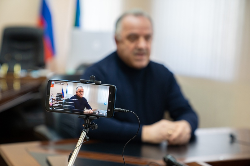 Магомед Османов: ситуация в городе стабильная, изображение №5