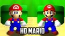 ⭐️Super Mario 64 - PC Port - HD Mario