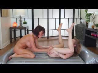 Karla Kush and Krissy Lynn [порно, трах, ебля,  секс, инцест, po