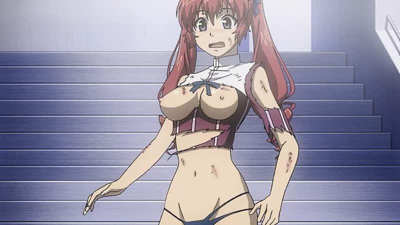 Заморозка Freezing 01 RUS озвучка аниме эротика этти ecchi не хентай hentai