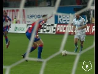 Первый гол Александра Кержакова после возвращения в Зенит в 2010-м