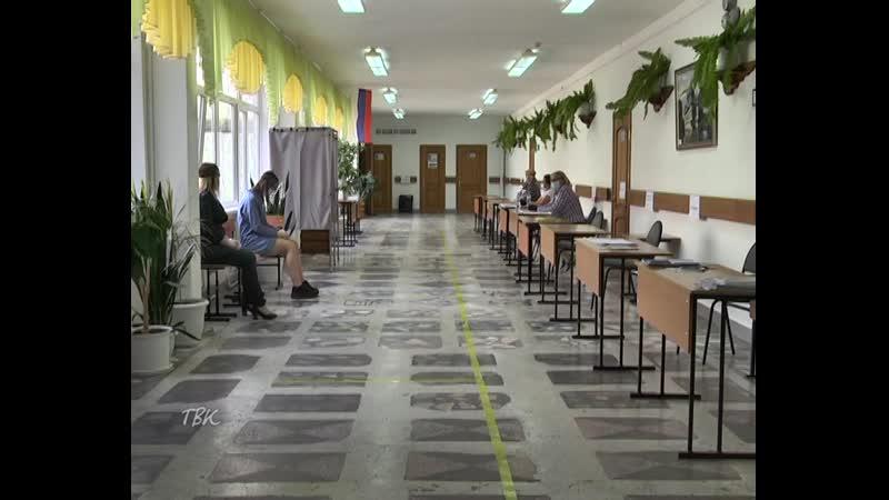 Колпашевские тренеры призвали земляков прийти на избирательные участки