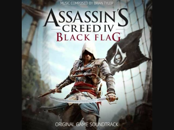 Assassin's Creed IV Black Flag OST 08 The Ends of the Earth