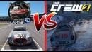 Mersedes 300SL |CARS 2 VS CREW 2 |🔴|СРАВНЕНИЕ ИГР| GAME COMPARISON ✅1080HD