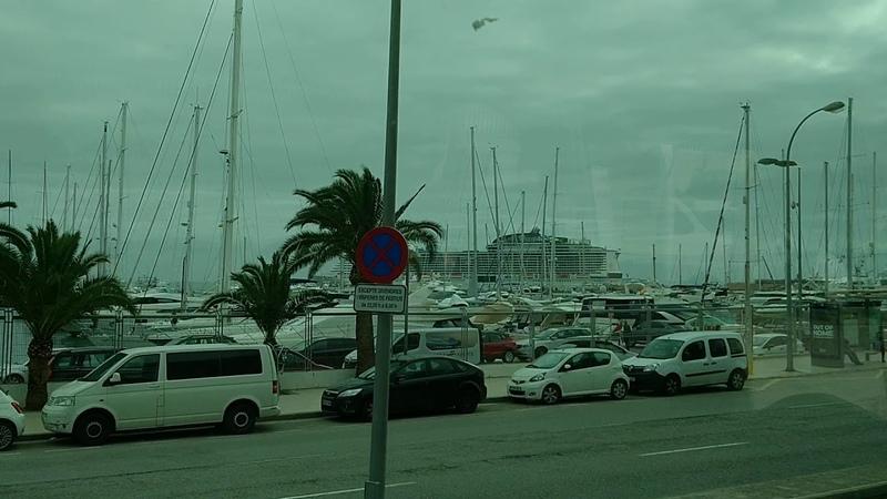 Испания Остров Пальма Де Майорка