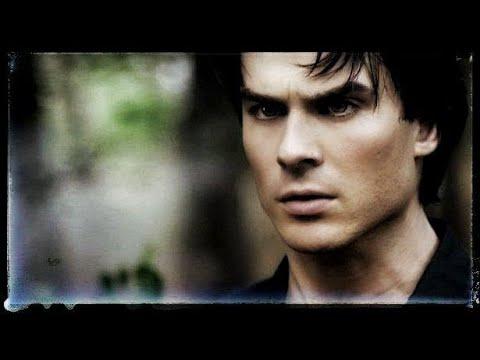 Damon Salvatore Деймон Сальваторе The Vampire diaries Дневники Вампира