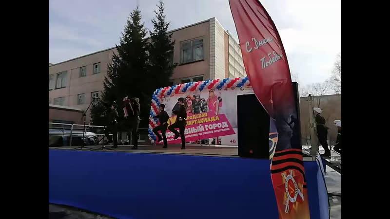 Финал XIX городской спартакиады «Спортивный город» по зимней программе в Омске