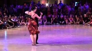 Mallorca Tango Festival 2014 - 25.10.2014 - Fernando Sanchez y Ariadna Naveira 4th Show