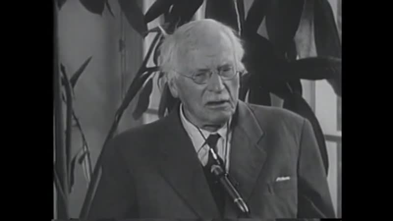 Discussion with Dr. Carl Jung. Introversion-Extraversion and Other Contributions 1968