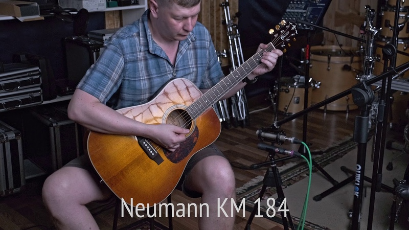Neumann KM 184 Sucks. Oktava MK-012 OF Mod Rocks.