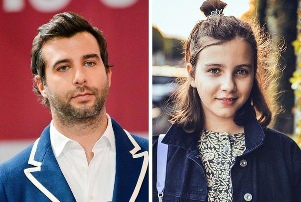 Как же похожи девочки на своих отцов!