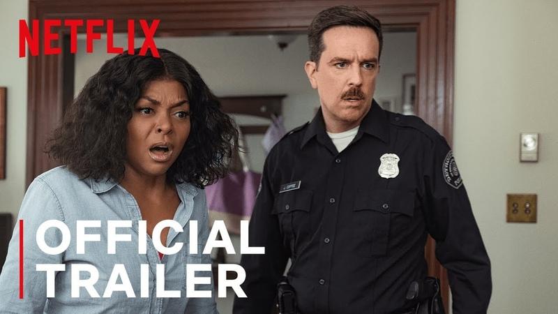 Coffee Kareem starring Ed Helms Taraji P Henson Official Trailer Netflix