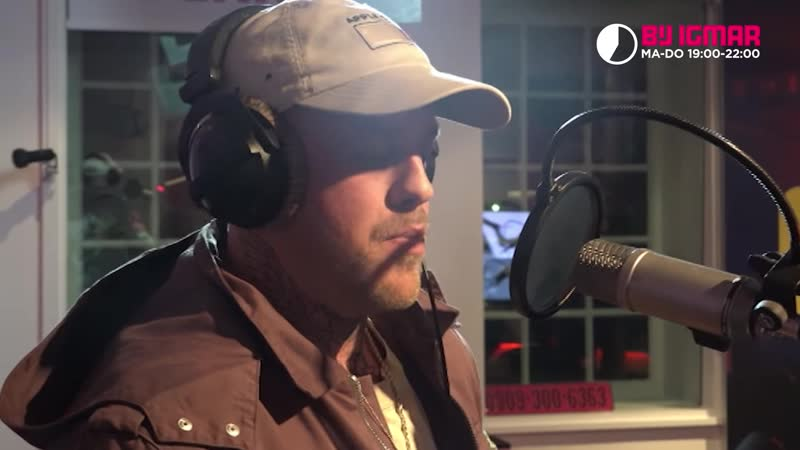 Paul Elstak Jebroer (DJ-set) Bij Igmar