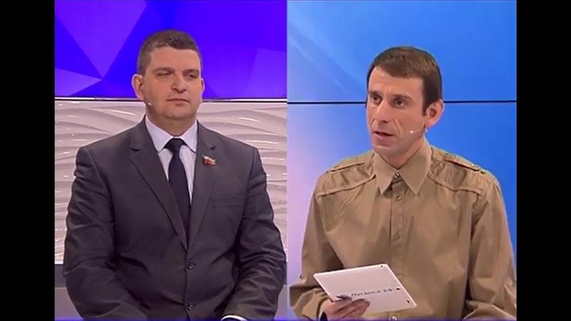 Олег Коваль в телепередаче Открытая студия 15 04 2020