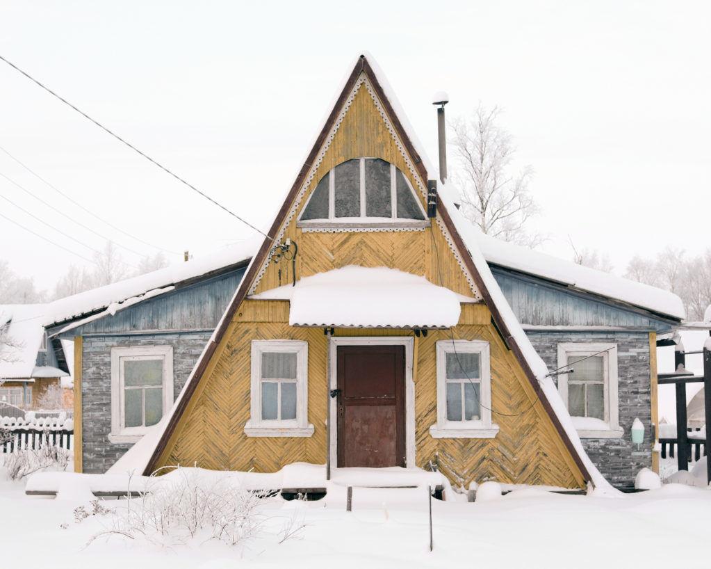 "Архитектура в объективе: проект ""Шесть соток"" Федора Савинцева"