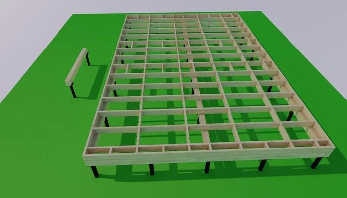 Проект каркасного дома 6х9 СВОИМИ РУКАМИ. Часть 2 (с подробным текстом и картинками), изображение №10