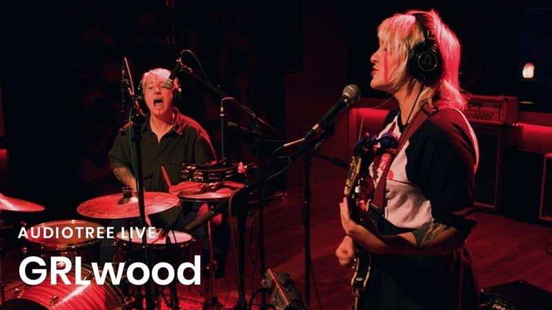 GRLwood - I Hate My Mom   Audiotree Live