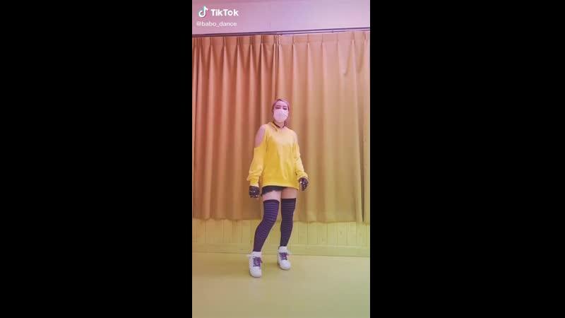 Babo @babo dance в TikTok ロキ踊ってみた ˙꒳˙ 踊ってみた ダンス  オリジナル振り付け 初投稿 おうちで過ごし隊 960 X 540 mp4
