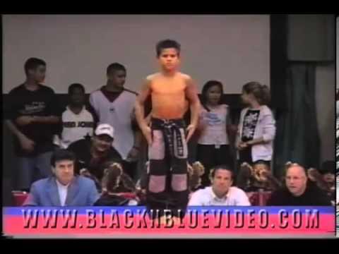 Taylor Lautner 2003 Bluegrass Nationals Karate Tournament