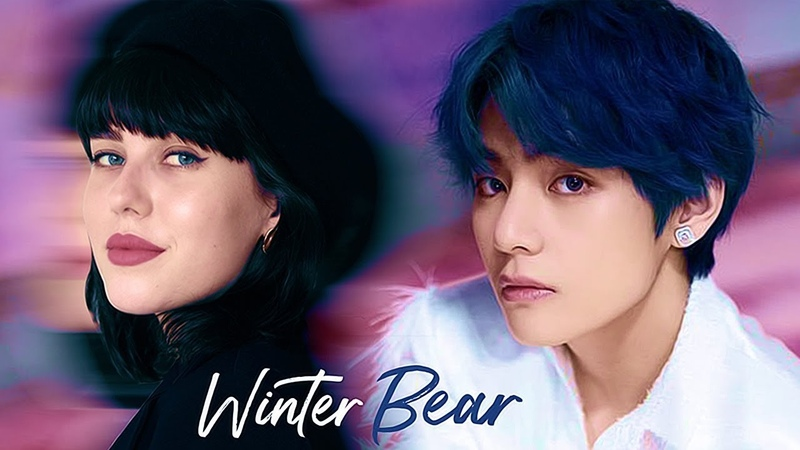 Winter Bear V of BTS На русском Russian Cover Taehyung Solo