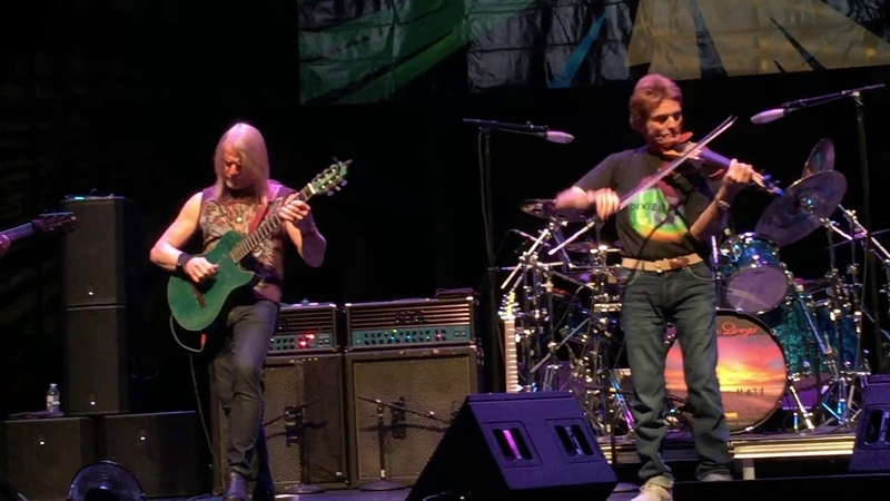 Incredible Steve Morse and DIXIE DREGS Live GO FOR BAROQUE in Scottsdale AZ 4 22 18