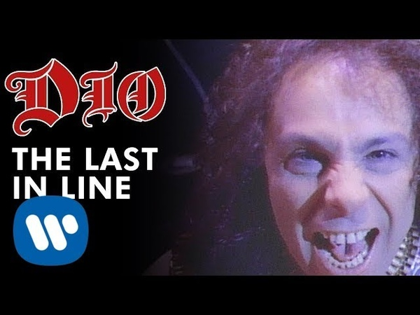 Dio The Last In Line Official Music Video