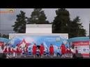 Хореографический коллектив Радуга , номер Улыбнись Россия , село Коелга