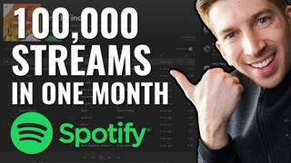 My Spotify release strategy that got me 100,000 streams by getting on Spotify's Fresh Finds Playlist