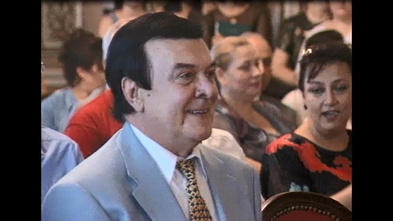 Муслим Магомаев в фильме Прикосновение. АзТВ, 2002 г.