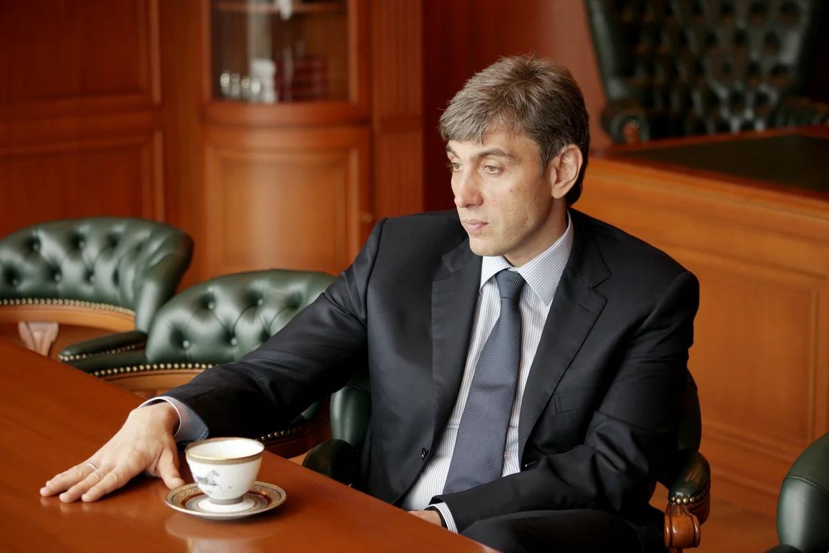 Владелец ФК Краснодар Сергей Галицкий