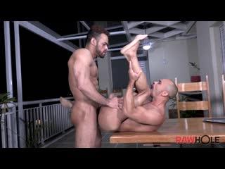 [RawHole] Douglas Ferraz Plows Kaliu Across the Table