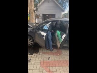 Невезучий делимобильСегодня утром в Тольятти водит...