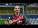 «Парма» – «Милан». Удаление Златана Ибрагимовича