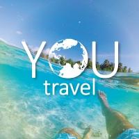 Логотип YOU TRAVEL! Путешествия и Экспедиции !