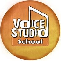 Логотип Музыкальная школа Voice-Studio