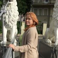 Фотография Ольги Пуховой