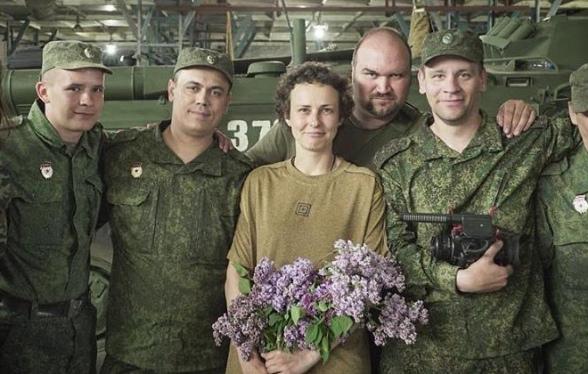 Юлия Чичерина уехала в Карабах, она не выходит на связь