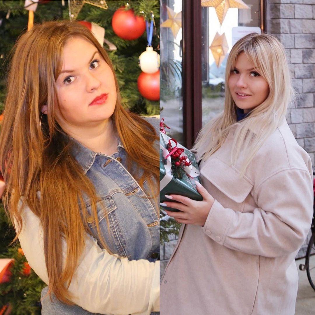 Светлана Пушкина похудела на 77 килограмм за 2 года