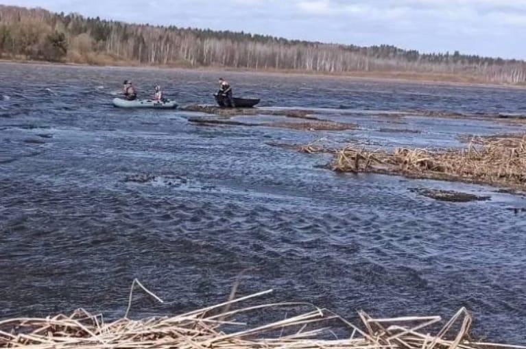 1 мая в Воткинском районе спасли рыбака