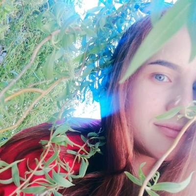 Александра сергиенко девушка модель работы с шарп
