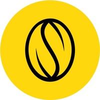 Логотип Кофе с толком / Кофейня / Казань